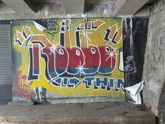 Robbo graffiti   Flickr - Photo Sharing!