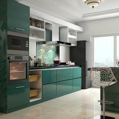 101 best modular kitchens design images in 2019 cuisine design rh pinterest com