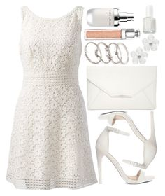 """""""Untitled #4260"""" by natalyasidunova ❤ liked on Polyvore featuring Forever New, ASOS, Style & Co., Oasis, Forever 21, Essie, Christian Dior and Marc Jacobs"""