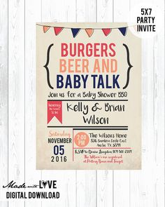 Burgers and Baby Talk Vintage Couples by madewithlovebyalesha