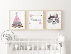 Boho Baby, Watercolours, Watercolor Illustration, Ideas Para, Baby Room, Drawings, Handmade, Diy, Home Decor