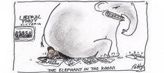 il popolo del blog,notizie,attualità,opinioni : Le false partenze della sinistra/3 – L'elefante ne...