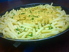 chicken pasta / my version