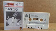 B.B. KING. JAZZ & BLUE STORY Nº 5. MC / DOBLON - 1985 / CALIDAD LUJO