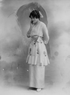 Day dress, 1913