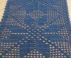 passadeira de croche ile ilgili görsel sonucu