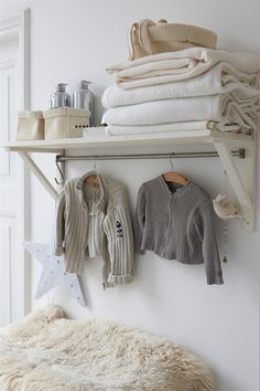 Neat storage solutions make for an uncluttered family home