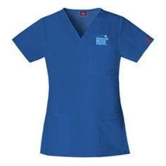 Ez corporate clothing has customized healthcare uniforms for Logo dress shirts no minimum