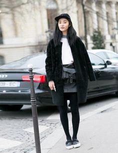 Models Off Duty: Couture SS14 | ELLEUK | ELLE UK