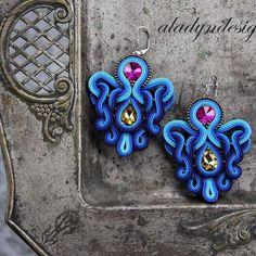 #goodevening #goodeveningworld #dobrywieczór #earrings #kolczykisutasz #kolczyki #soutache #sutasz #fashion #moda #niebieski #blue #beauty #haft #soutacheearrings #embroidery #handmadejewelry #rękodzieło #handmade #art #iloveinstagram #instagram #insta #loveinsta