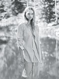 this is our youth: gemma ward by lachlan bailey for vogue australia january 2016 | visual optimism; fashion editorials, shows, campaigns & more!