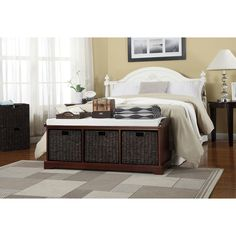 Awesome Bedroom Benches With Storage For Best Bedroom Storage