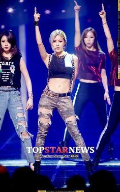 T-ara #Tiara #Tara #Hyomin #SugarFree #live
