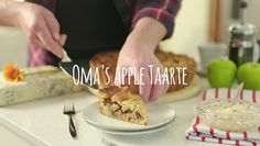 Nothing beats your mother's baking and this is certainly the case with Mike. His mother is the master of apple tart, and has kindly shared her old family recipe with us. Kiwi, Family Meals, Beats, Tart, Sweet Treats, Apple, Baking, Breakfast, Desserts