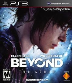 BEYOND: Two Souls for #SonyPlaystation3 - Dive into a gripping and unpredictable psychological action thriller starring Academy Award-nominees Ellen Page and Willem Dafoe.
