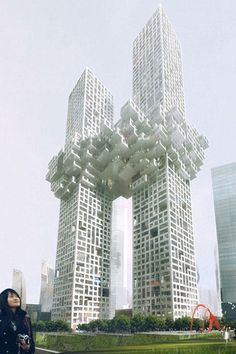 The Cloud MVRDV, world architecture news