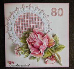 Caroline Cards: Bille's circle