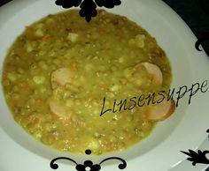 Rezept Linsensuppe von Schnitchen1973 - Rezept der Kategorie Suppen