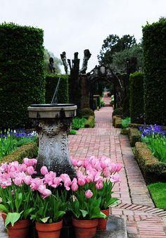 Filoli Gardens, Woodside, CA
