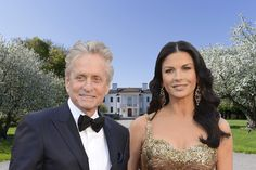 Zeta-Jones and Douglas Swap One Bedford Mansion for Another
