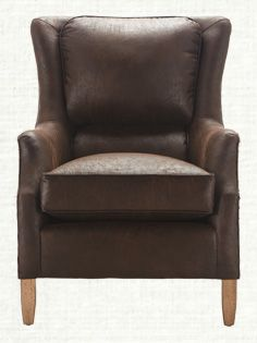 Alex Eco Leather & Fabric Chair