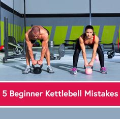 5 #Kettlebell Mistakes (And How to Fix Them!)