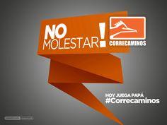#LigraficaMX #NoMolestar #Correcaminos