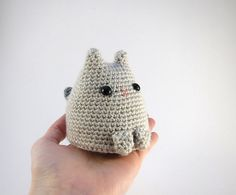 Dumpling Kitty - Free amigurumi pattern