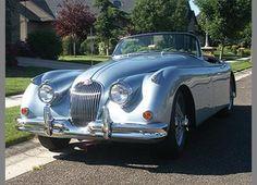 1960 Jaguar XK150 Convertible