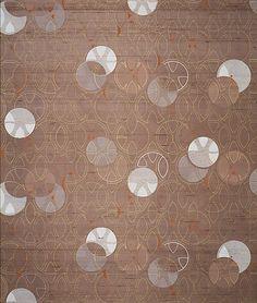 Textile, Design 104  Designed by Frank Lloyd Wright  (American, Richland Center, Wisconsin 1867–1959 Phoenix, Arizona)