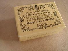 SANTA MARIA NOVELLA・Almond Soap
