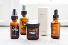 """""""True Nature Botanicals combines the most prized ingredients from land and sea with safe, cutting-edge technology to create the most effective skincare line I've used to date."""" ~Bare Beauty Blog #TrueNatureLife"""
