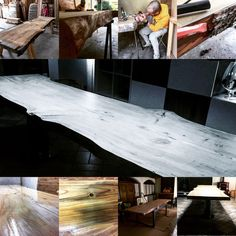 """My first wood table: """"primo"""""""