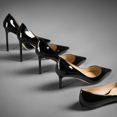 Romy 85 Pointy Toe Pumps in Black Kid Leather. Discover our Pre Fall 16 Collection and shop the latest trends today. Jimmy Choo Romy, Jimmy Choo Shoes, Dilema, Hot High Heels, Black Kids, Going Out, Shoe Boots, Kitten Heels, Pumps