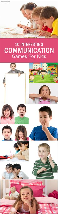 Communication games for kids can go a long way in enhancing parent-child communication and communicating with classmates as well. Read on to know!