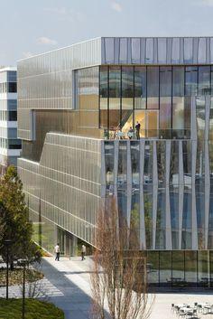 Novartis Campus,Office Building 335. Image © Paul Warchol