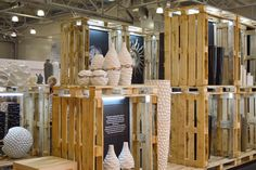 Recollection booth for Perspekta by Alan Khadikov, Moscow exhibit design