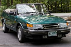 Bid for the chance to own a 1992 Saab 900 Turbo Convertible at auction with Bring a Trailer, the home of the best vintage and classic cars online. Saab 900 Convertible, Four Wheel Alignment, Rear Speakers, Windshield Washer, Mode Of Transport, Koenigsegg, Fuel Injection, Classic Cars Online, Ford Gt