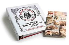 KingArthurFlour.com/***The Original King Arthur Flour Cookbook – Commemorative Edition