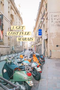 Planning a trip to Paris and wondering what to do? I have narrowed down my Paris itinerary to 8 things you absolutely cannot miss! The best non-cliche, off-the-beaten-path Paris things to see, do, eat, and drink - a must on all Paris itineraries. Le Marais Paris, Oh Paris, Montmartre Paris, European Vacation, European Travel, Oh The Places You'll Go, Places To Travel, D Day Beach, France 4