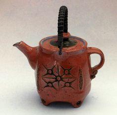 M.Wein  Stoneware cone 10 Tea pot