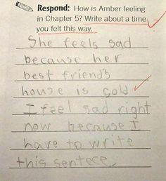 Funniest essay ever