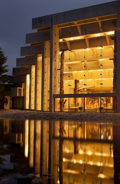 Museum of Anthropology, University of British Columbia, Vancouver. Hands down my favorite museum in the world