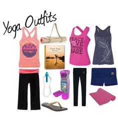 Yoga Outfits I want for Hot Yoga!!!