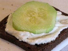 Easy Cucumber Sandwiches - Women Living Well