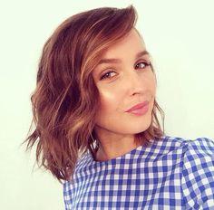 Camilla Luddington is fab! Love her and Karev