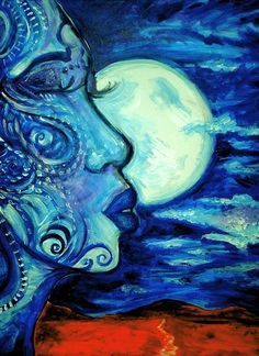 Gleti - West African Moon Goddess