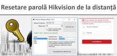 Tutorial de resetare a parolei pentru camerele de supraveghere Hikvision aflate in locala sau la distanta, oriunde pe internet - Resetare parola camera IP Hikvision de la distanta - In cursul acestui tutorial voi folosi un soft destul de malefic (ATENTIE) #videotutorial #hikvision