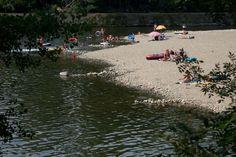 Camping***** Le Soleil Vivarais - Sampzon #Camping #Ardeche #Soleil #Riviere #Plage #Detente