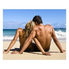 Couples beach 1280x1024 Закладок #709861 - Picture For Me found on Polyvore